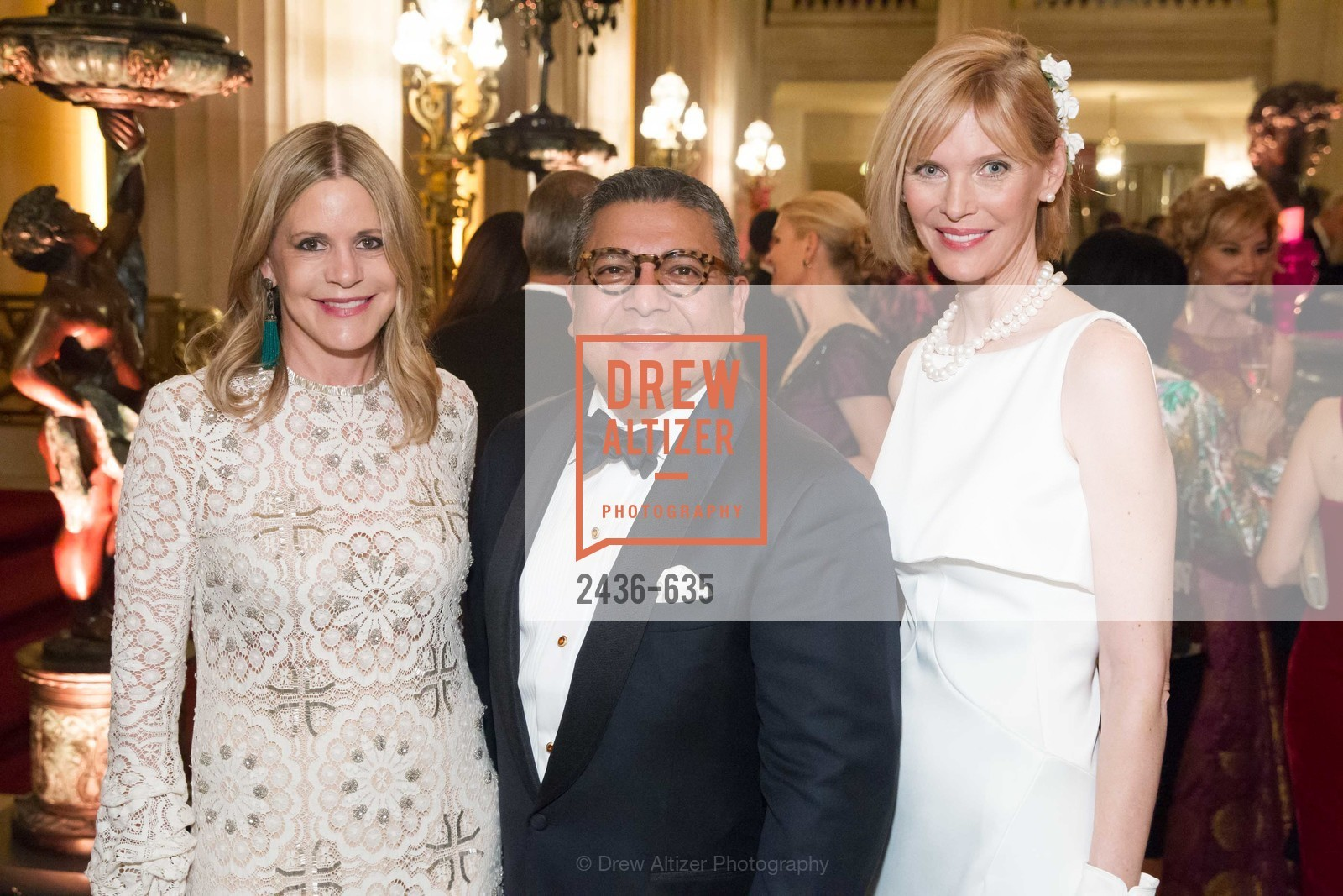 Mary Beth Shimmon, Riccardo Benavides, Karen Richardson, An Evening on the Stage Honoring Renaissance Man Gordon Getty, War Memorial Opera House. 301 Van Ness Ave, December 7th, 2015,Drew Altizer, Drew Altizer Photography, full-service event agency, private events, San Francisco photographer, photographer California