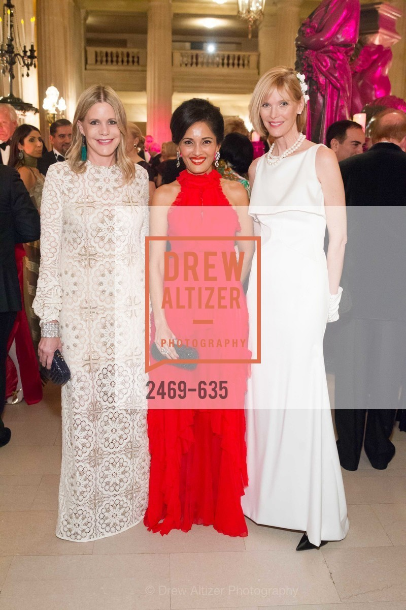 Mary Beth Shimmon, Komal Shah, Karen Richardson, An Evening on the Stage Honoring Renaissance Man Gordon Getty, War Memorial Opera House. 301 Van Ness Ave, December 7th, 2015,Drew Altizer, Drew Altizer Photography, full-service agency, private events, San Francisco photographer, photographer california