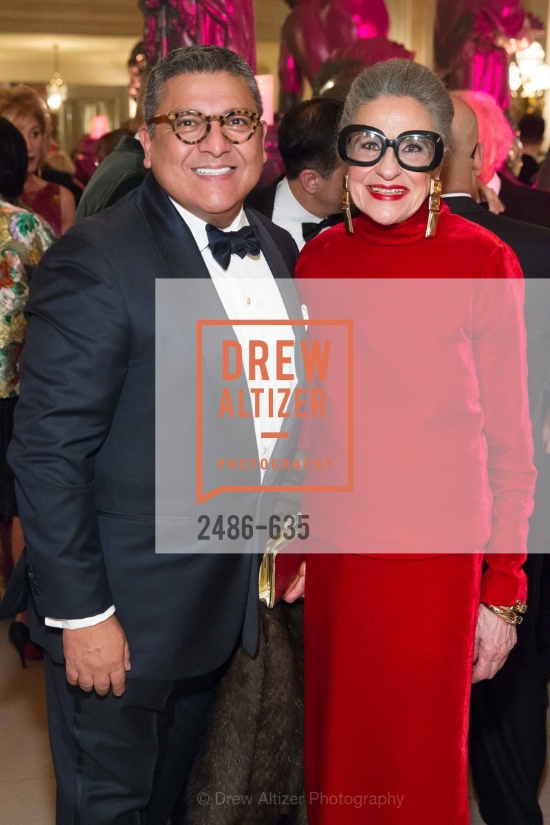 Riccardo Benavides, Joy Venturini Bianchi, An Evening on the Stage Honoring Renaissance Man Gordon Getty, War Memorial Opera House. 301 Van Ness Ave, December 7th, 2015,Drew Altizer, Drew Altizer Photography, full-service agency, private events, San Francisco photographer, photographer california