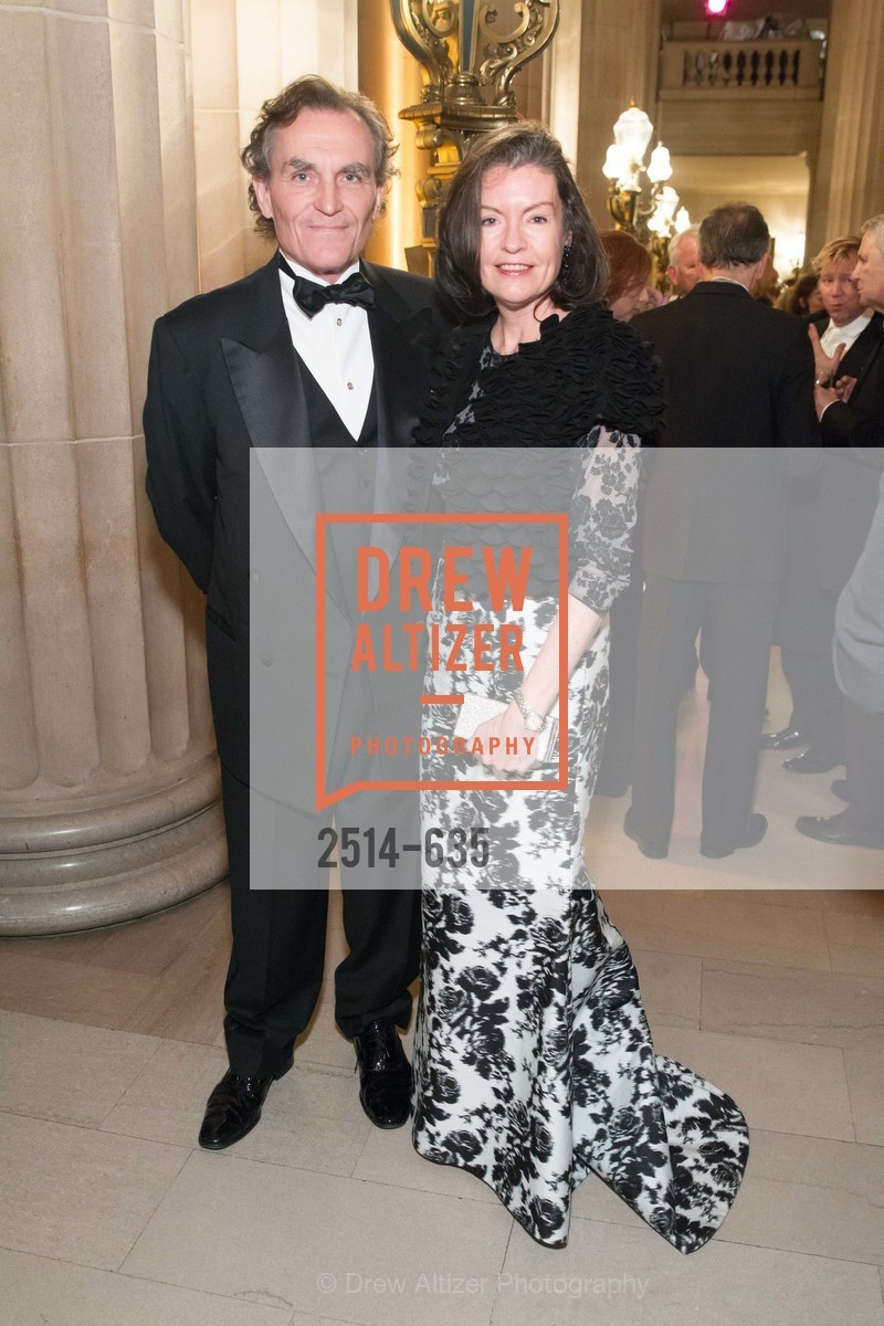 David Birka-White, Elizabeth Birka-White, An Evening on the Stage Honoring Renaissance Man Gordon Getty, War Memorial Opera House. 301 Van Ness Ave, December 7th, 2015,Drew Altizer, Drew Altizer Photography, full-service agency, private events, San Francisco photographer, photographer california