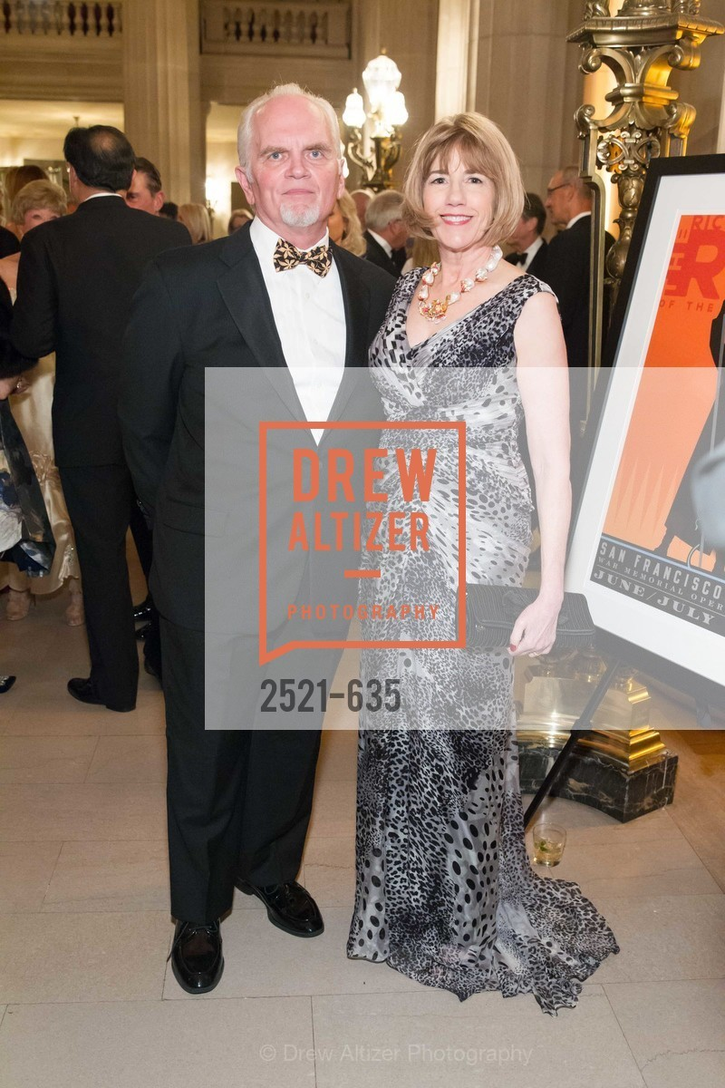 Michael Broach, Nancy Cunningham-Clark, An Evening on the Stage Honoring Renaissance Man Gordon Getty, War Memorial Opera House. 301 Van Ness Ave, December 7th, 2015,Drew Altizer, Drew Altizer Photography, full-service agency, private events, San Francisco photographer, photographer california
