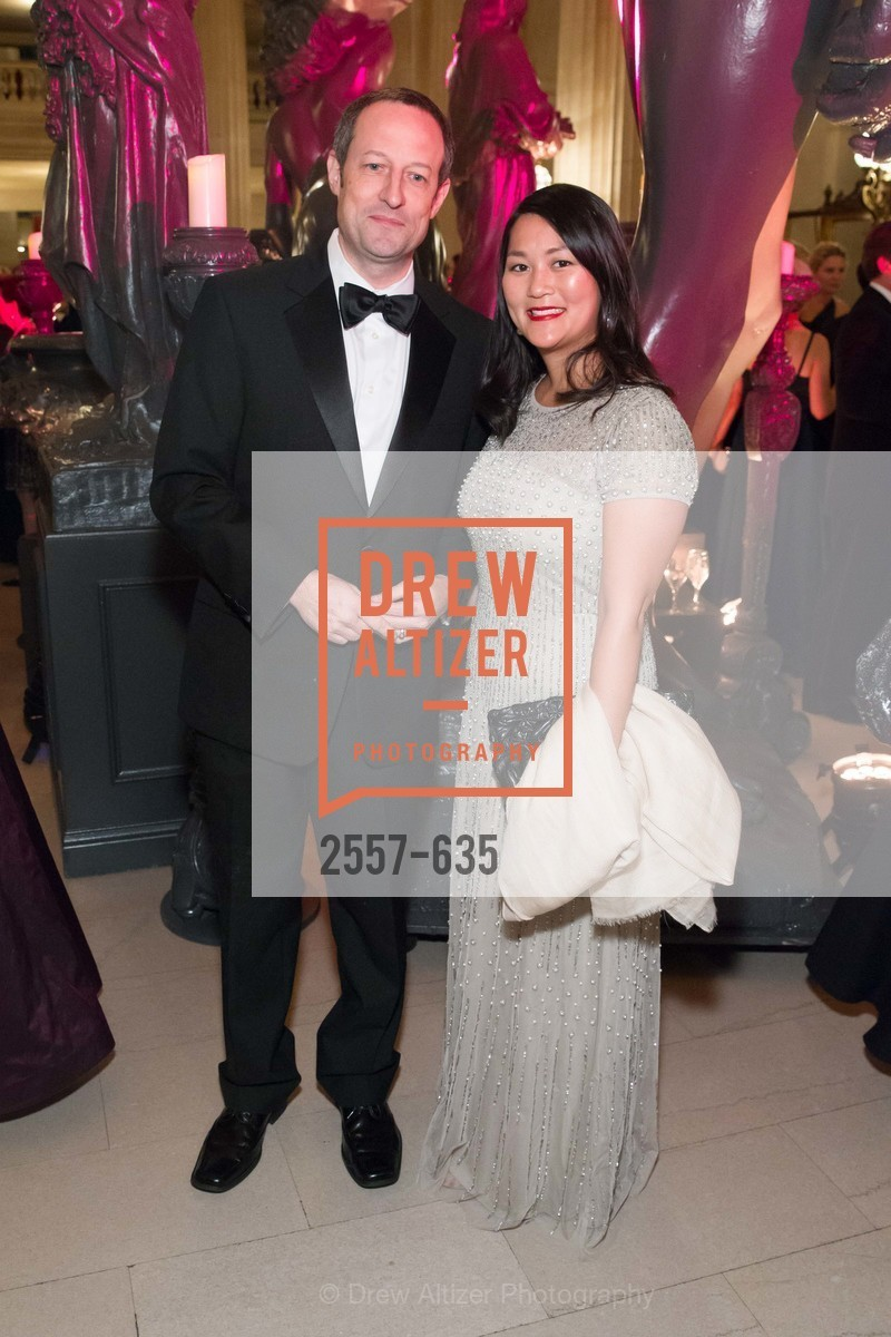 Matt VanAlstein, Gina Chen, An Evening on the Stage Honoring Renaissance Man Gordon Getty, War Memorial Opera House. 301 Van Ness Ave, December 7th, 2015,Drew Altizer, Drew Altizer Photography, full-service event agency, private events, San Francisco photographer, photographer California