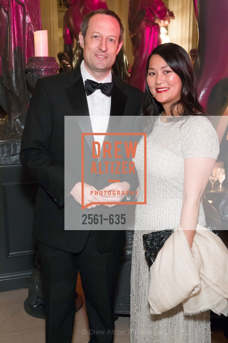 Matt VanAlstein, Gina Chen, An Evening on the Stage Honoring Renaissance Man Gordon Getty, War Memorial Opera House. 301 Van Ness Ave, December 7th, 2015,Drew Altizer, Drew Altizer Photography, full-service agency, private events, San Francisco photographer, photographer california