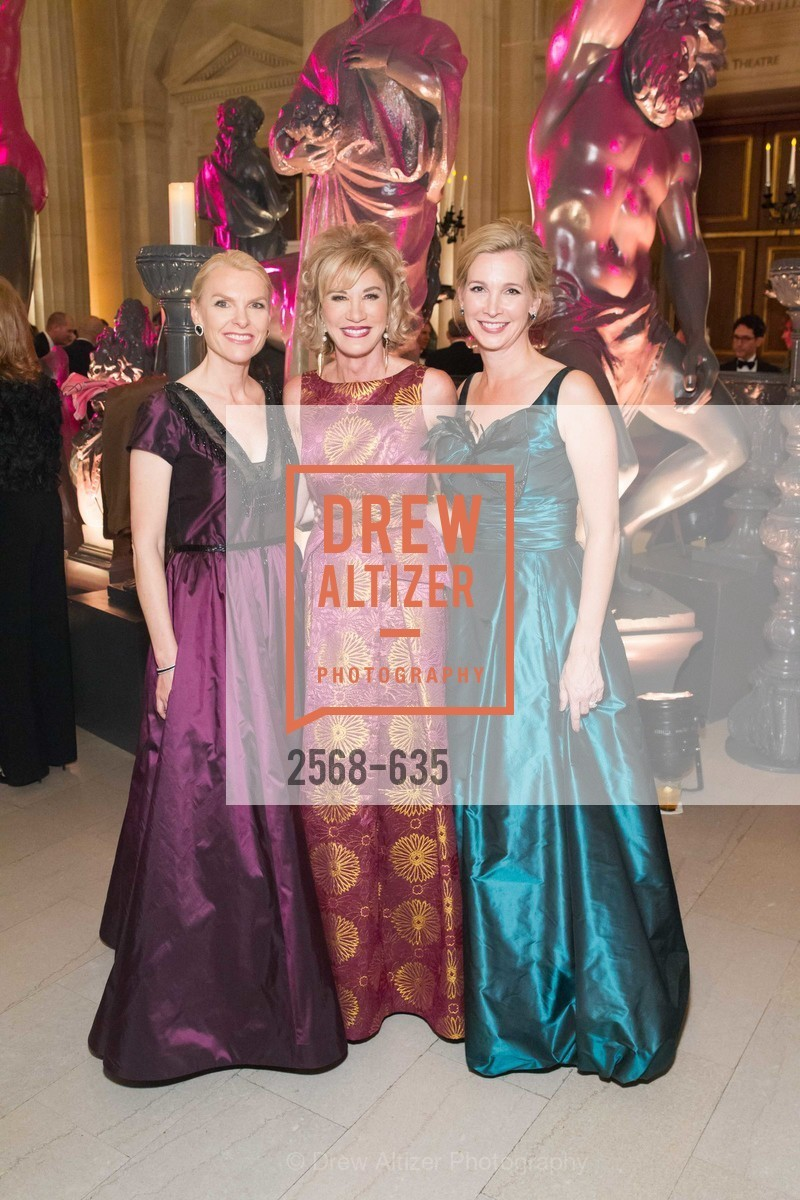 Linle Froeb, Mary Poland, Courtney Labe, An Evening on the Stage Honoring Renaissance Man Gordon Getty, War Memorial Opera House. 301 Van Ness Ave, December 7th, 2015,Drew Altizer, Drew Altizer Photography, full-service agency, private events, San Francisco photographer, photographer california