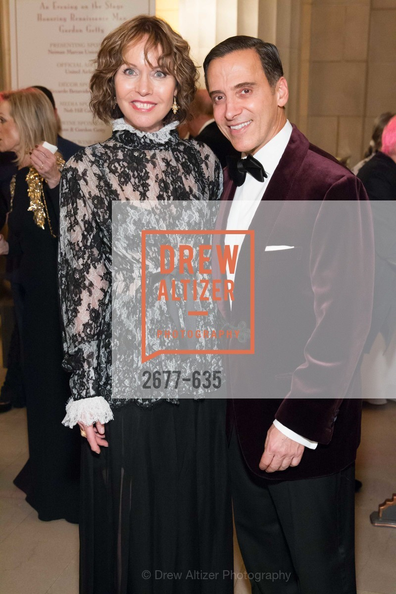 Christine Suppes, Alan Malouf, An Evening on the Stage Honoring Renaissance Man Gordon Getty, War Memorial Opera House. 301 Van Ness Ave, December 7th, 2015,Drew Altizer, Drew Altizer Photography, full-service agency, private events, San Francisco photographer, photographer california