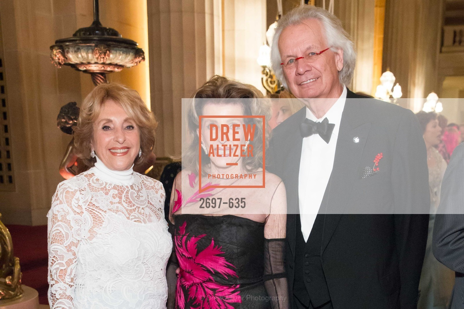 Nazan Orr, Ellie Brown, Theodore Brown, An Evening on the Stage Honoring Renaissance Man Gordon Getty, War Memorial Opera House. 301 Van Ness Ave, December 7th, 2015,Drew Altizer, Drew Altizer Photography, full-service agency, private events, San Francisco photographer, photographer california