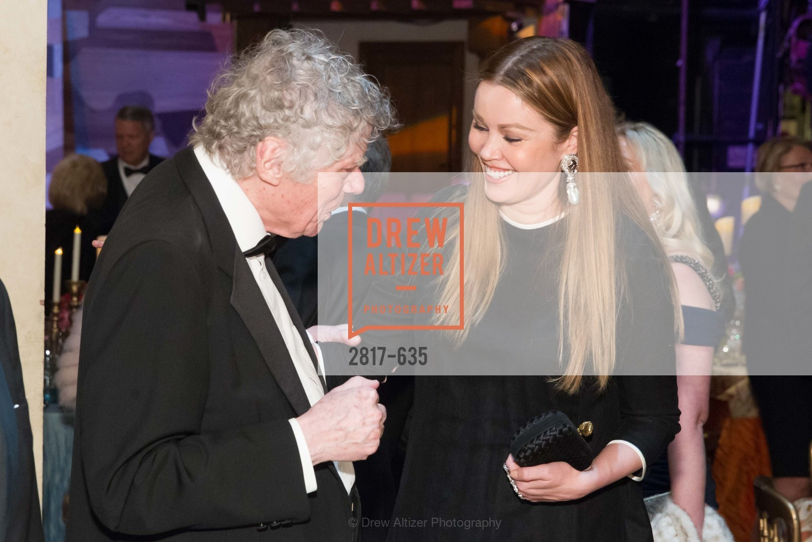Gordon Getty, Tatiana Sorokko, An Evening on the Stage Honoring Renaissance Man Gordon Getty, War Memorial Opera House. 301 Van Ness Ave, December 7th, 2015,Drew Altizer, Drew Altizer Photography, full-service agency, private events, San Francisco photographer, photographer california