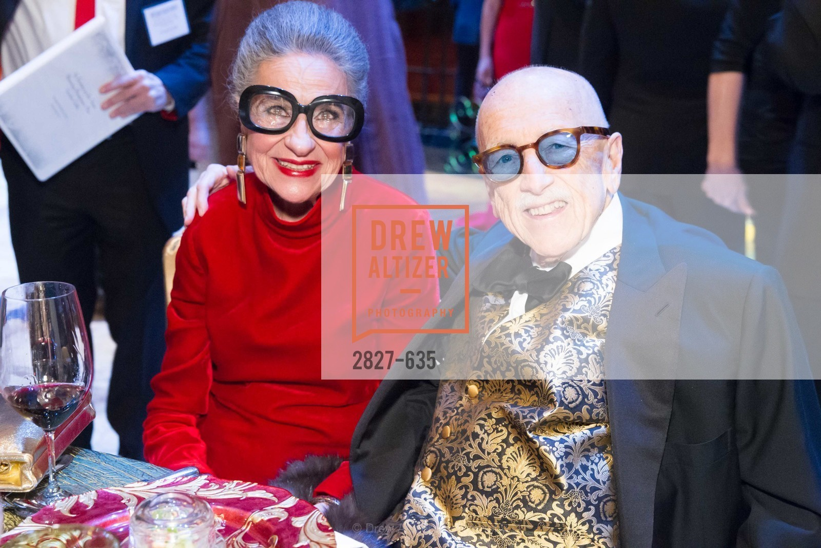 Joy Venturini Bianchi, Wilkes Bashford, An Evening on the Stage Honoring Renaissance Man Gordon Getty, War Memorial Opera House. 301 Van Ness Ave, December 7th, 2015,Drew Altizer, Drew Altizer Photography, full-service agency, private events, San Francisco photographer, photographer california