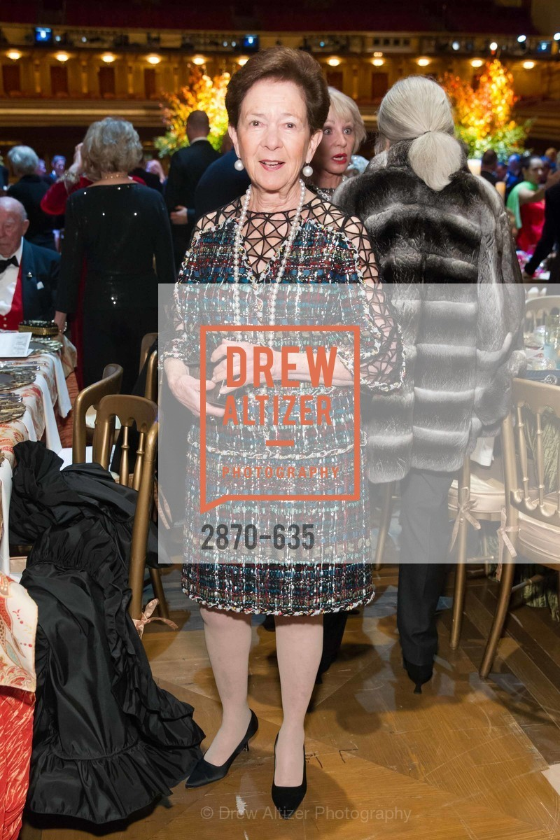 Roselyne Swig, An Evening on the Stage Honoring Renaissance Man Gordon Getty, War Memorial Opera House. 301 Van Ness Ave, December 7th, 2015,Drew Altizer, Drew Altizer Photography, full-service agency, private events, San Francisco photographer, photographer california