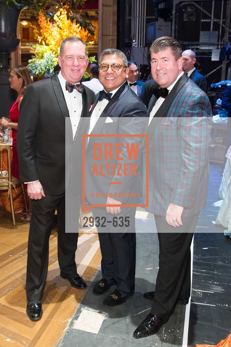 Mike Genoshe, Riccardo Benavides, Alan Morrell, An Evening on the Stage Honoring Renaissance Man Gordon Getty, War Memorial Opera House. 301 Van Ness Ave, December 7th, 2015,Drew Altizer, Drew Altizer Photography, full-service agency, private events, San Francisco photographer, photographer california