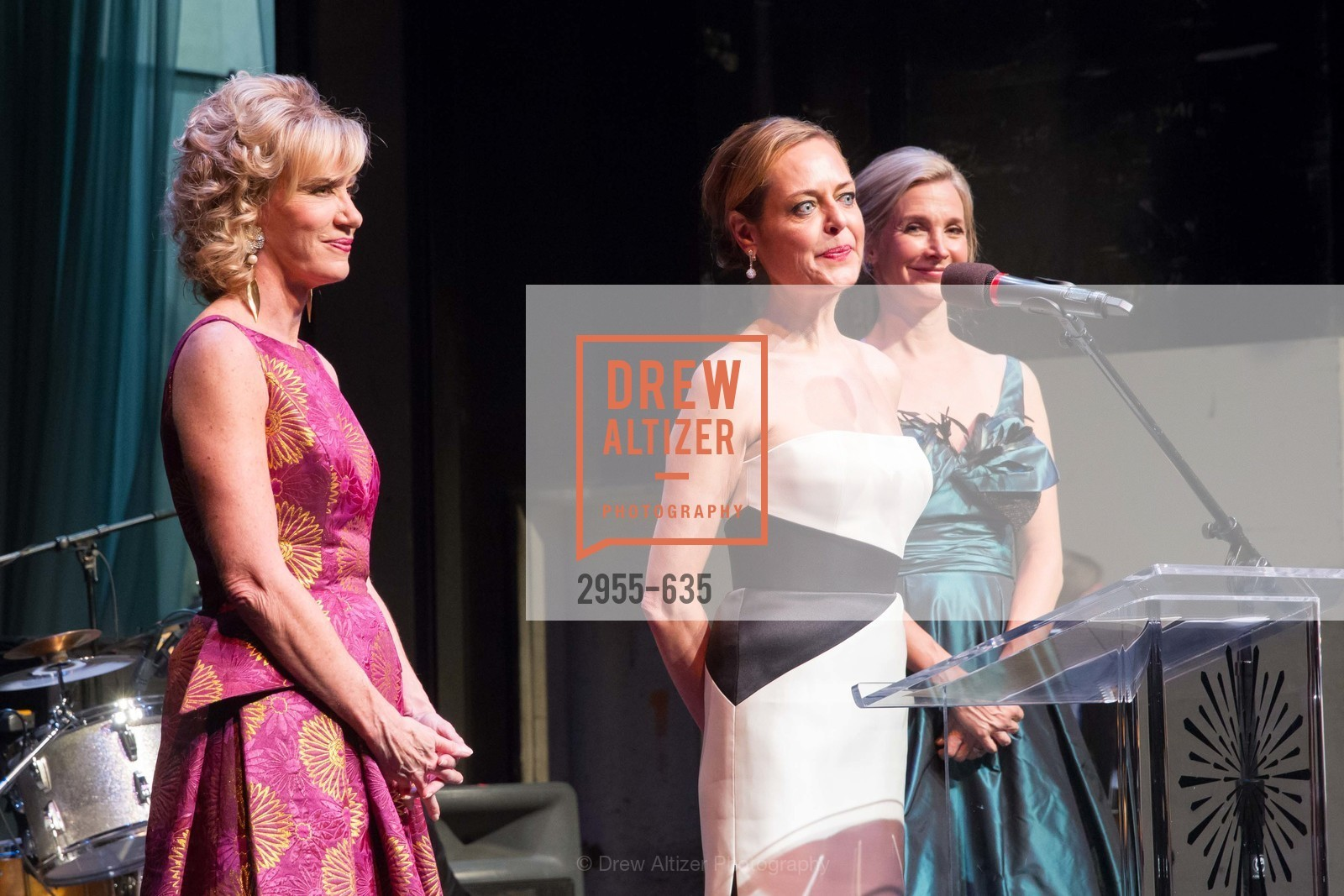 Mary Poland, Charlot Malin, Courtney Labe, An Evening on the Stage Honoring Renaissance Man Gordon Getty, War Memorial Opera House. 301 Van Ness Ave, December 7th, 2015,Drew Altizer, Drew Altizer Photography, full-service agency, private events, San Francisco photographer, photographer california