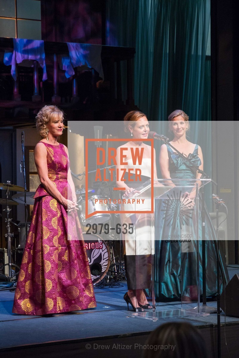 Mary Poland, Charlot Malin, Courtney Labe, An Evening on the Stage Honoring Renaissance Man Gordon Getty, War Memorial Opera House. 301 Van Ness Ave, December 7th, 2015