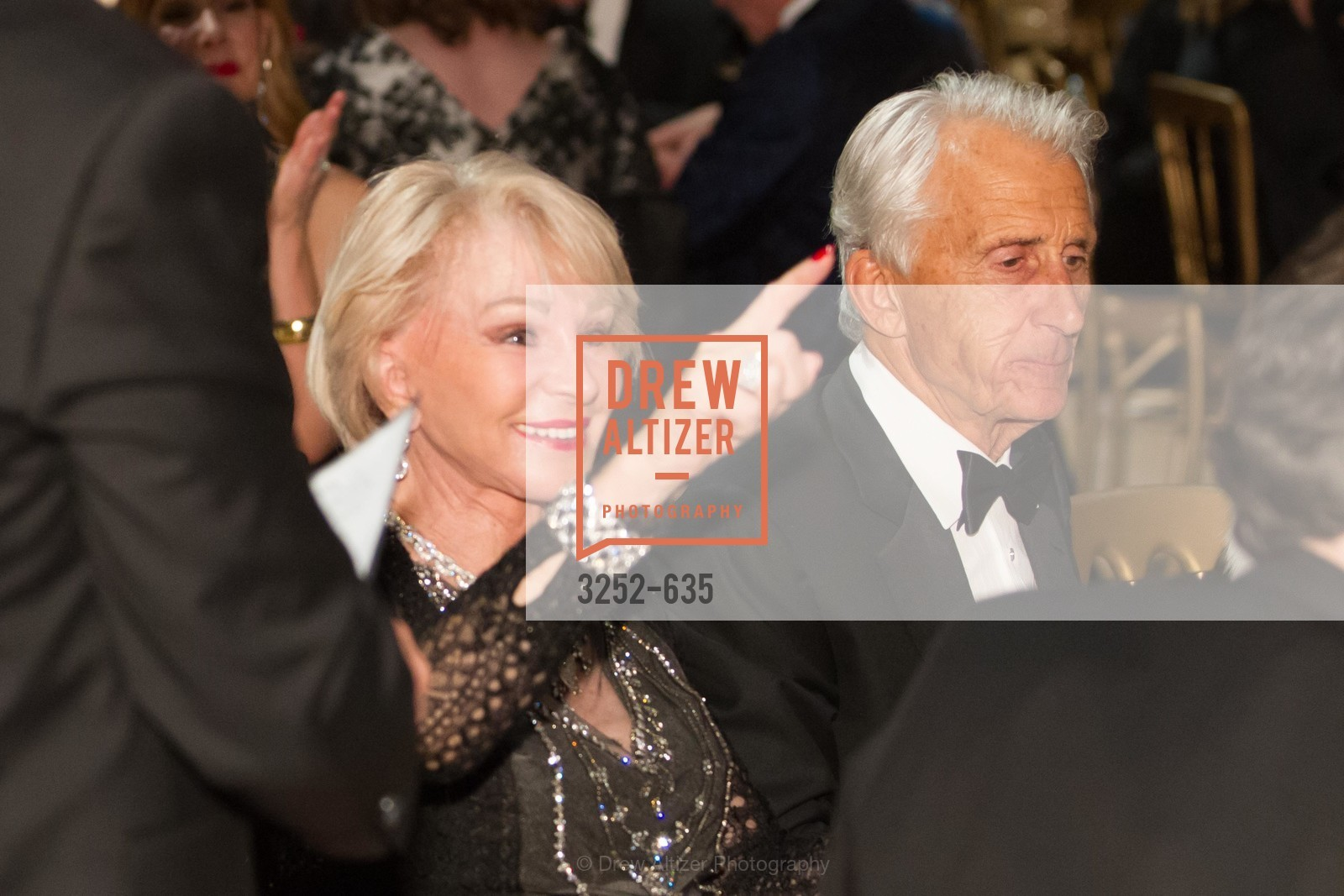 Rose Rosenberg, An Evening on the Stage Honoring Renaissance Man Gordon Getty, War Memorial Opera House. 301 Van Ness Ave, December 7th, 2015,Drew Altizer, Drew Altizer Photography, full-service agency, private events, San Francisco photographer, photographer california