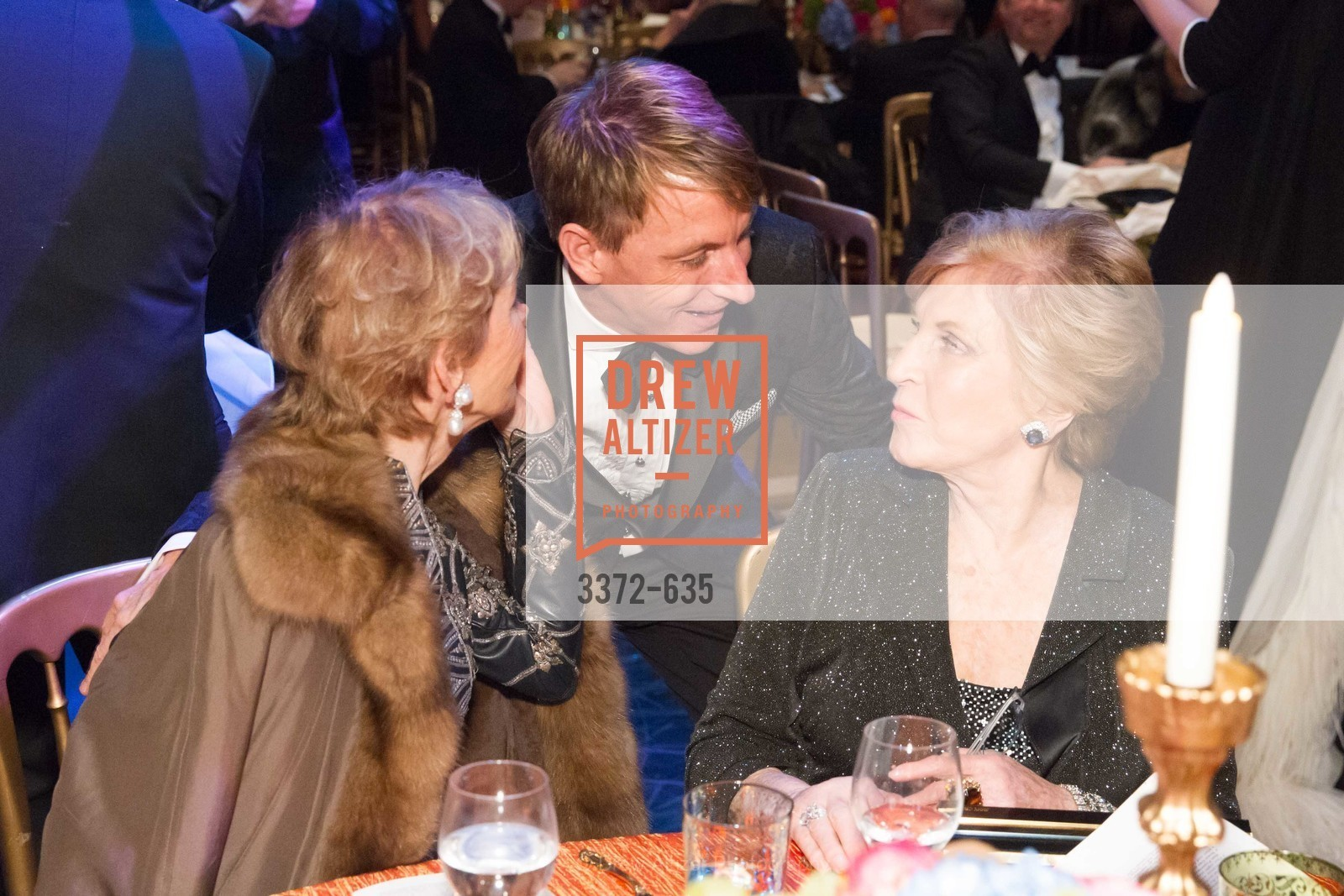 Jack Calhoun, Lois Lehrman, An Evening on the Stage Honoring Renaissance Man Gordon Getty, War Memorial Opera House. 301 Van Ness Ave, December 7th, 2015,Drew Altizer, Drew Altizer Photography, full-service agency, private events, San Francisco photographer, photographer california