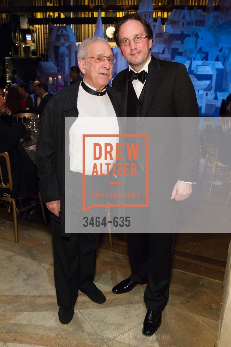 Lawrence Foster, Matthew Shilvock, An Evening on the Stage Honoring Renaissance Man Gordon Getty, War Memorial Opera House. 301 Van Ness Ave, December 7th, 2015,Drew Altizer, Drew Altizer Photography, full-service agency, private events, San Francisco photographer, photographer california