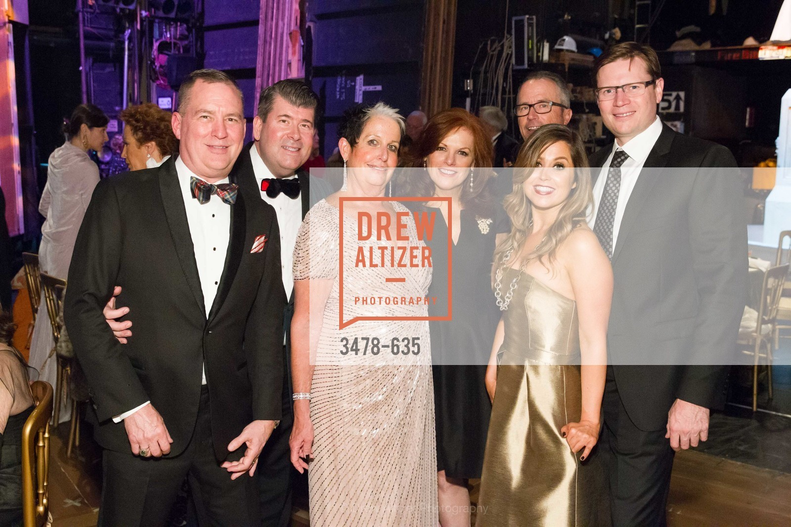 Alan Morrell, Karen Kubin, Teresa Spirz, Shannon Blunden, Jonathan Nichols, An Evening on the Stage Honoring Renaissance Man Gordon Getty, War Memorial Opera House. 301 Van Ness Ave, December 7th, 2015,Drew Altizer, Drew Altizer Photography, full-service agency, private events, San Francisco photographer, photographer california