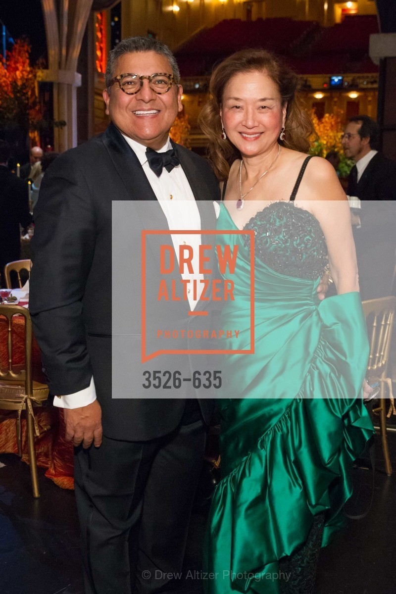 Riccardo Benavides, Olivia Decker, An Evening on the Stage Honoring Renaissance Man Gordon Getty, War Memorial Opera House. 301 Van Ness Ave, December 7th, 2015,Drew Altizer, Drew Altizer Photography, full-service event agency, private events, San Francisco photographer, photographer California