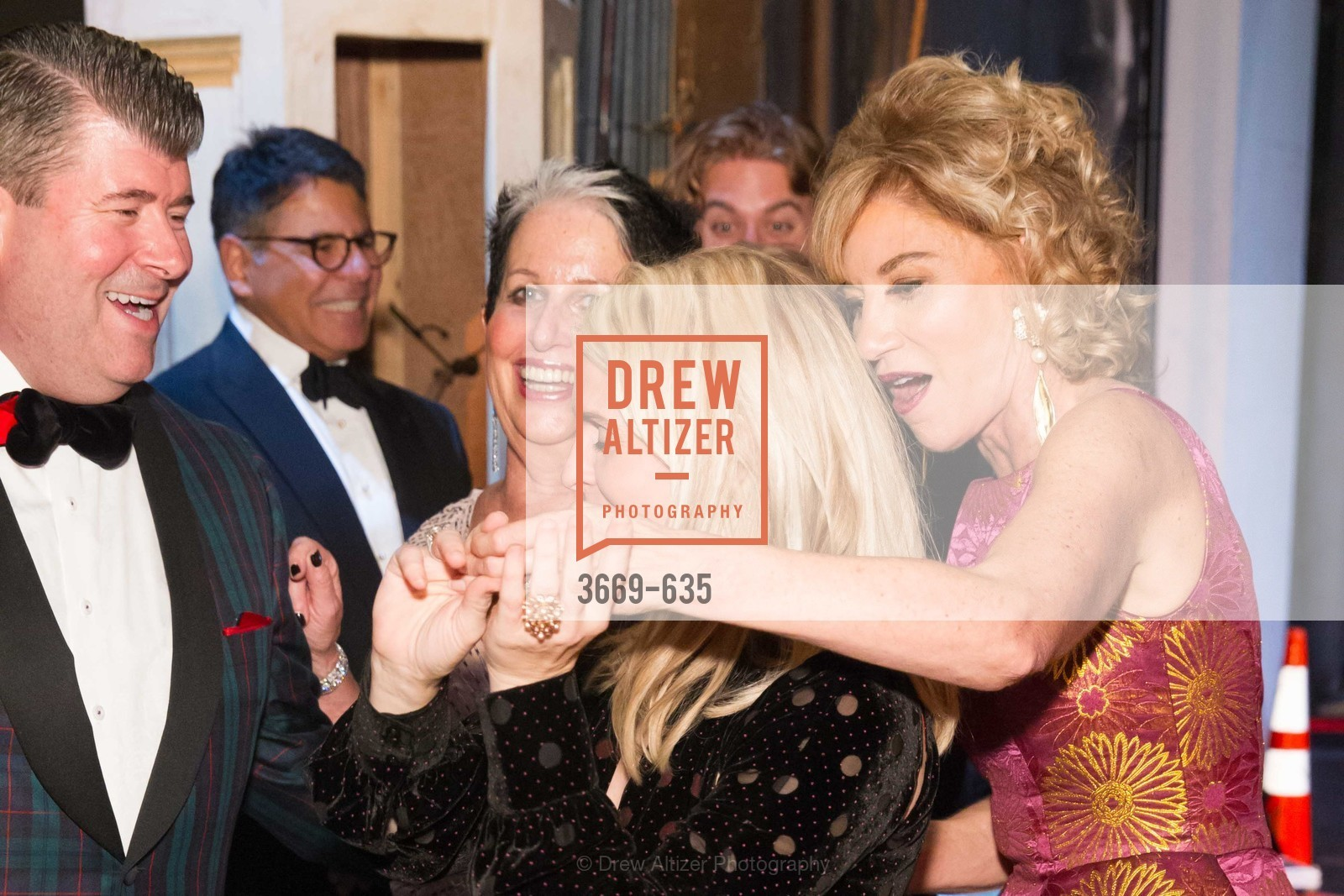 Alan Morrell, Karen Kubin, Mary Poland, An Evening on the Stage Honoring Renaissance Man Gordon Getty, War Memorial Opera House. 301 Van Ness Ave, December 7th, 2015,Drew Altizer, Drew Altizer Photography, full-service agency, private events, San Francisco photographer, photographer california