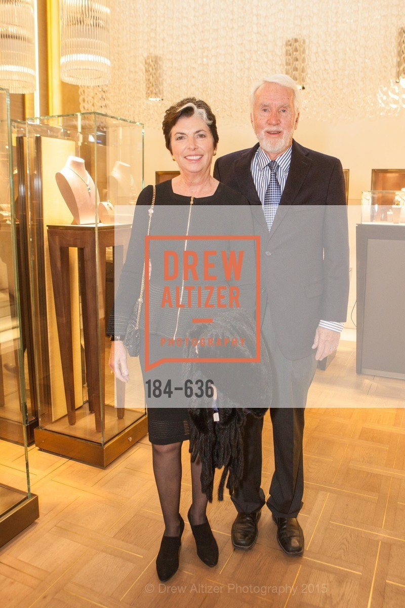 Gayla Wood, Walt Wood, Bulgari San Francisco Presents WINE, WHISKEY & WATCHES, Bulgari San Francisco. 200 Stockton Street, December 8th, 2015,Drew Altizer, Drew Altizer Photography, full-service agency, private events, San Francisco photographer, photographer california
