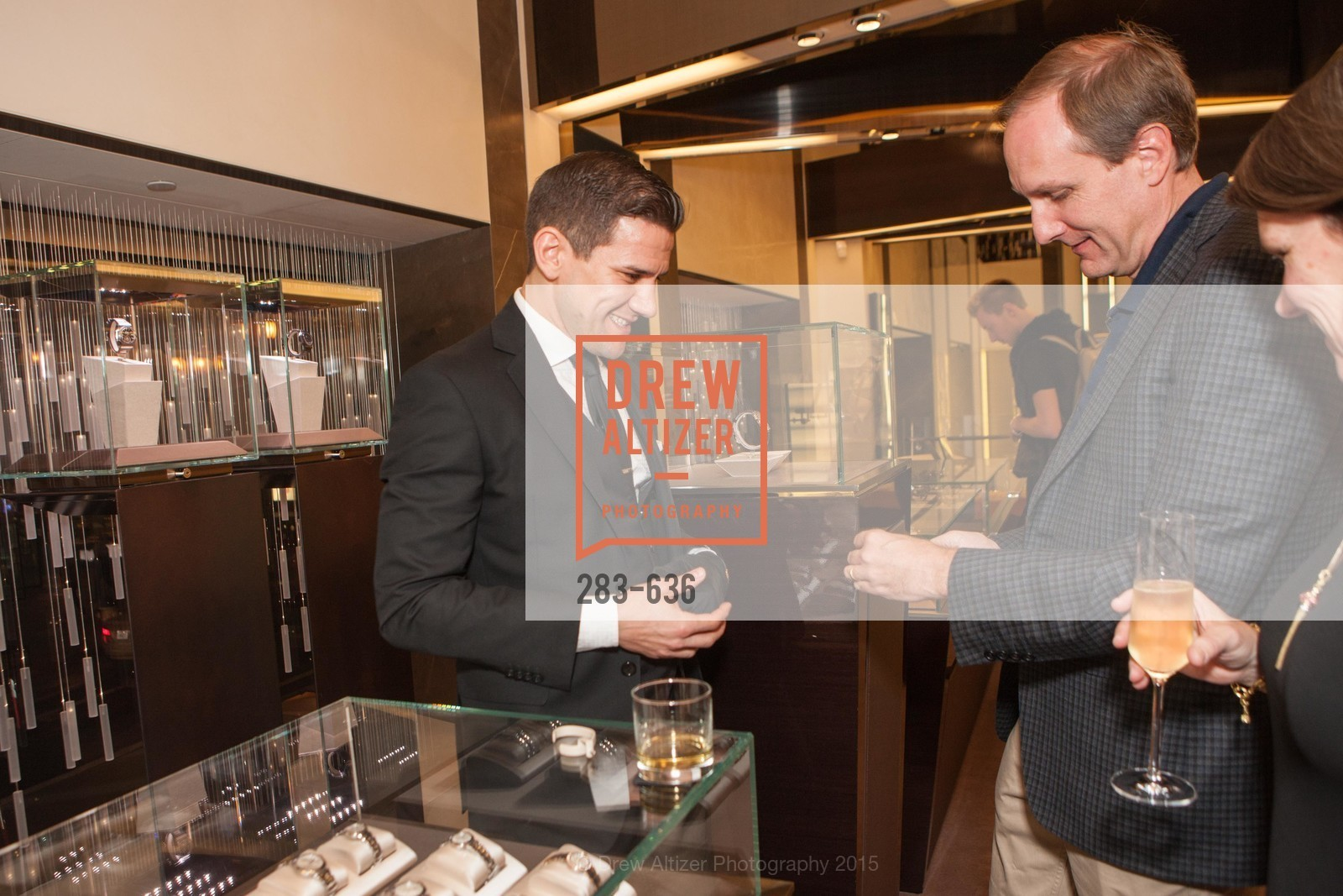 Salvatore Scotto, Jared Wilson, Bulgari San Francisco Presents WINE, WHISKEY & WATCHES, Bulgari San Francisco. 200 Stockton Street, December 8th, 2015,Drew Altizer, Drew Altizer Photography, full-service agency, private events, San Francisco photographer, photographer california
