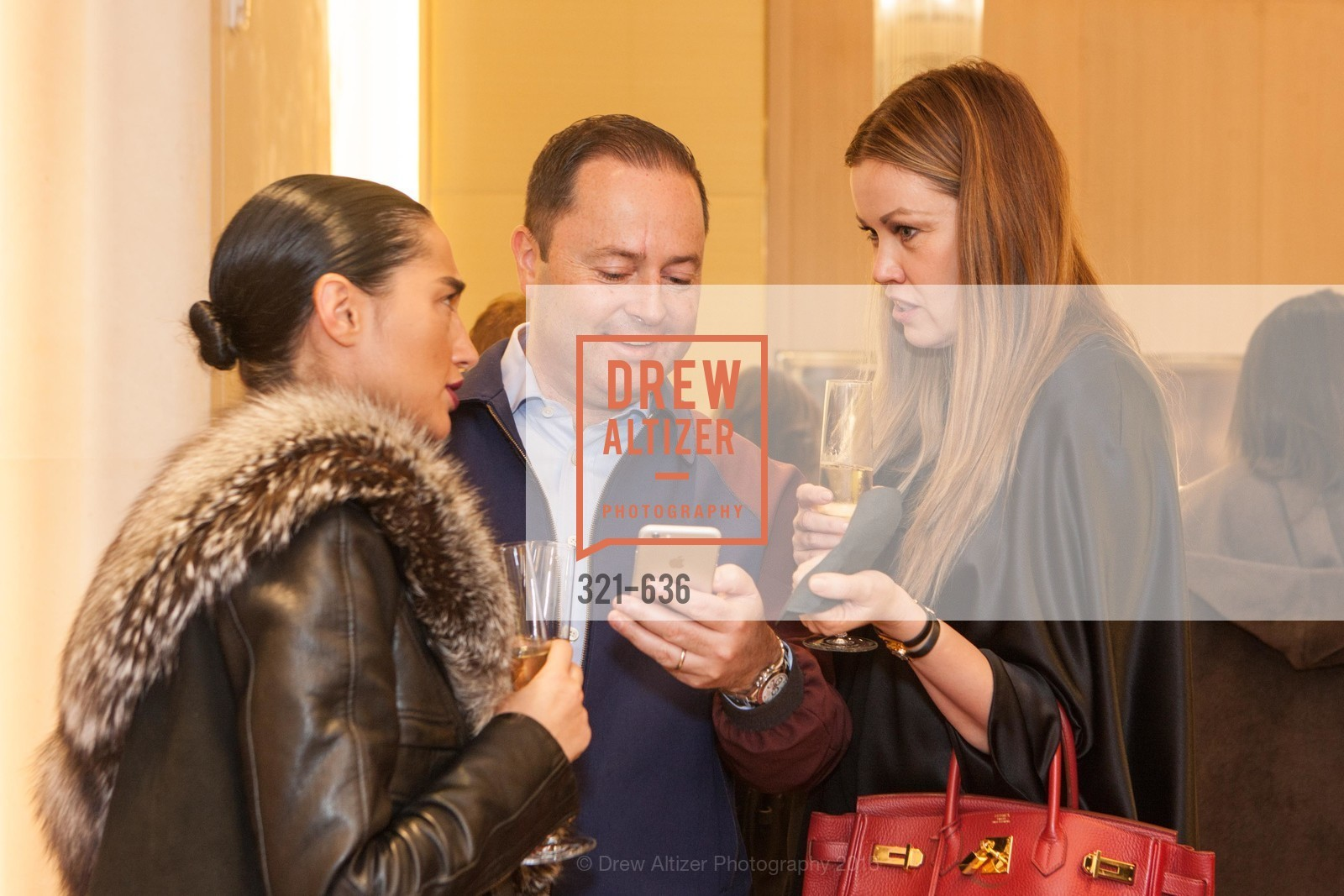 Olya Dzilikhova, Edward Dubrovsky, Tatiana Sorokko, Bulgari San Francisco Presents WINE, WHISKEY & WATCHES, Bulgari San Francisco. 200 Stockton Street, December 8th, 2015,Drew Altizer, Drew Altizer Photography, full-service event agency, private events, San Francisco photographer, photographer California