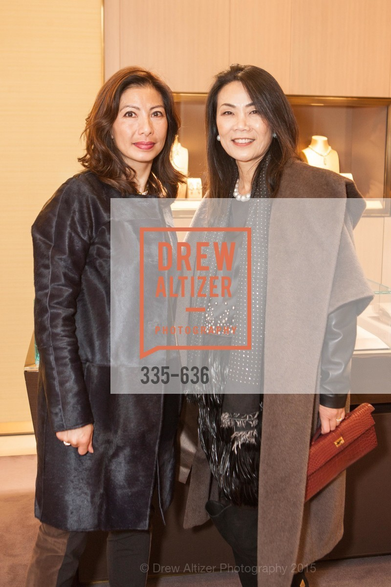 MIchelle Tai, Xiaojun Lee, Bulgari San Francisco Presents WINE, WHISKEY & WATCHES, Bulgari San Francisco. 200 Stockton Street, December 8th, 2015,Drew Altizer, Drew Altizer Photography, full-service agency, private events, San Francisco photographer, photographer california