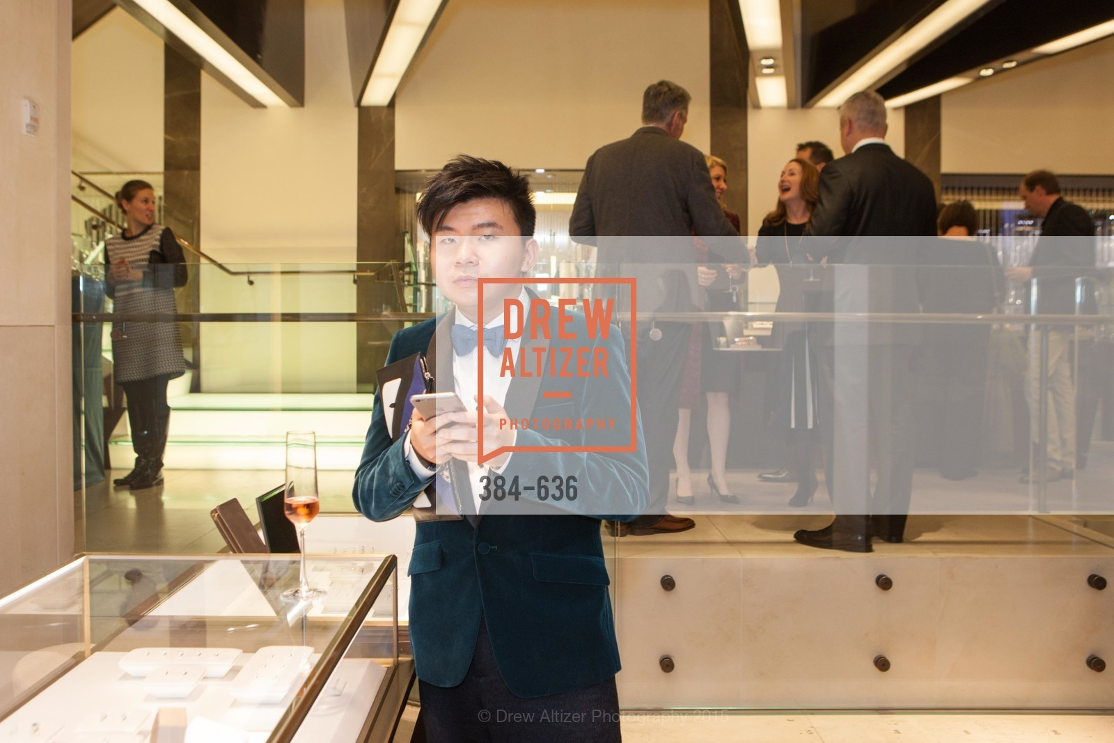 Arnold Sin, Bulgari San Francisco Presents WINE, WHISKEY & WATCHES, Bulgari San Francisco. 200 Stockton Street, December 8th, 2015,Drew Altizer, Drew Altizer Photography, full-service agency, private events, San Francisco photographer, photographer california
