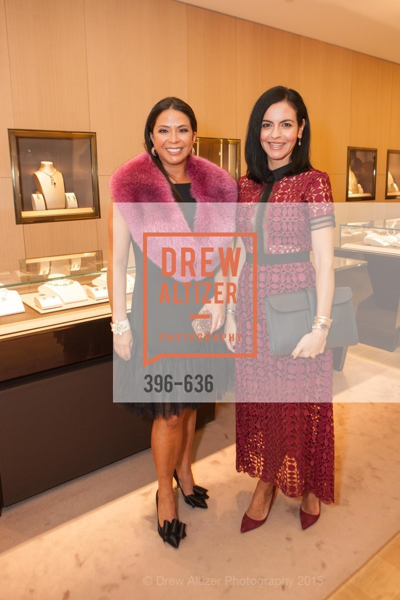Maria Barrios, Dilara Saatci Guay, Bulgari San Francisco Presents WINE, WHISKEY & WATCHES, Bulgari San Francisco. 200 Stockton Street, December 8th, 2015,Drew Altizer, Drew Altizer Photography, full-service agency, private events, San Francisco photographer, photographer california