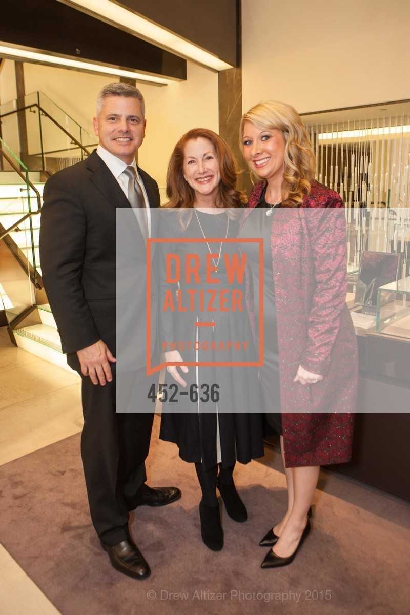 Victor Mancuso, Ave Seltsam, Jennifer Mancuso, Bulgari San Francisco Presents WINE, WHISKEY & WATCHES, Bulgari San Francisco. 200 Stockton Street, December 8th, 2015,Drew Altizer, Drew Altizer Photography, full-service agency, private events, San Francisco photographer, photographer california