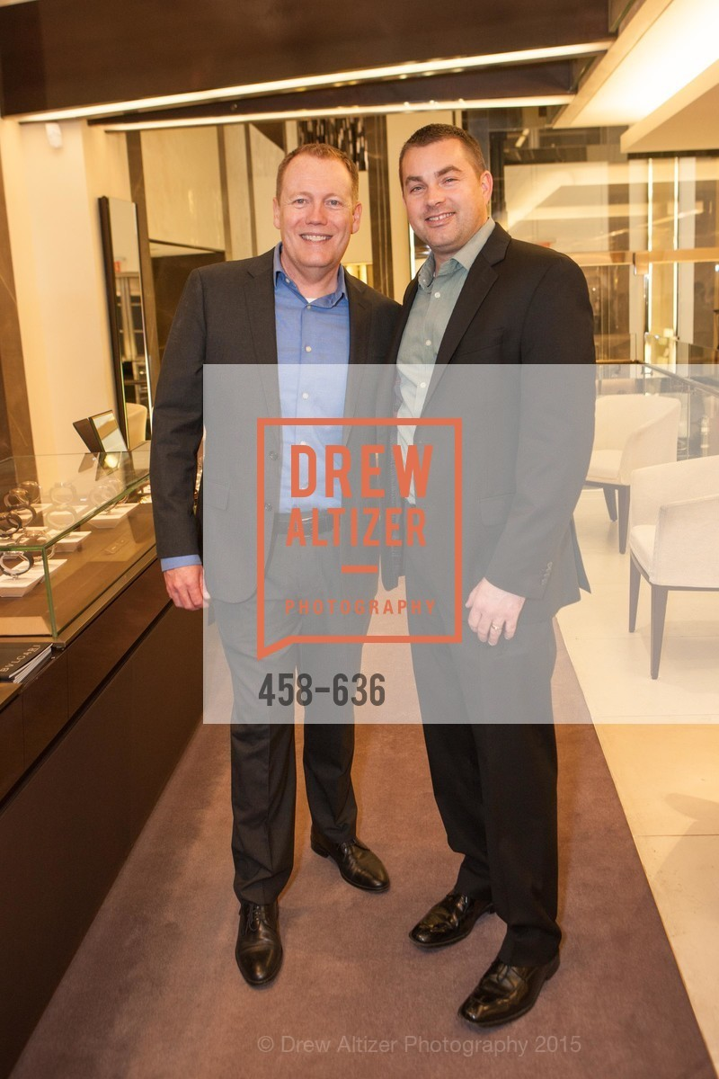 Don Parker, Todd Creel, Bulgari San Francisco Presents WINE, WHISKEY & WATCHES, Bulgari San Francisco. 200 Stockton Street, December 8th, 2015,Drew Altizer, Drew Altizer Photography, full-service agency, private events, San Francisco photographer, photographer california