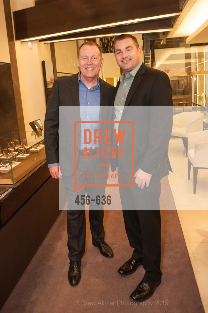 Don Parker, Todd Creel, Bulgari San Francisco Presents WINE, WHISKEY & WATCHES, Bulgari San Francisco. 200 Stockton Street, December 8th, 2015,Drew Altizer, Drew Altizer Photography, full-service event agency, private events, San Francisco photographer, photographer California