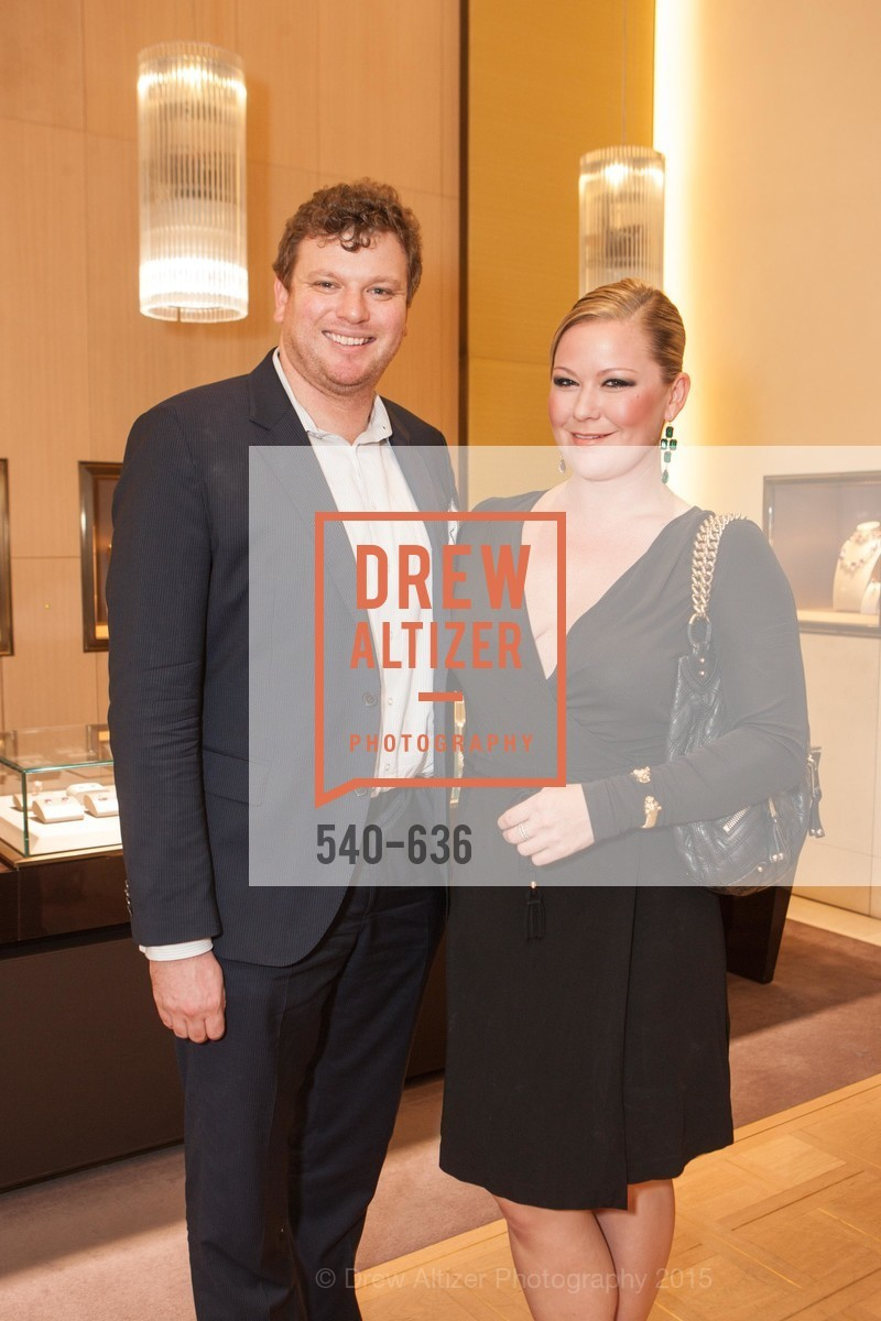 Josh Reynolds, Liz Curtis, Bulgari San Francisco Presents WINE, WHISKEY & WATCHES, Bulgari San Francisco. 200 Stockton Street, December 8th, 2015,Drew Altizer, Drew Altizer Photography, full-service agency, private events, San Francisco photographer, photographer california