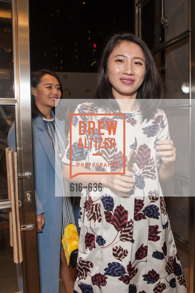 Joanne Lu, Youran Han, Bulgari San Francisco Presents WINE, WHISKEY & WATCHES, Bulgari San Francisco. 200 Stockton Street, December 8th, 2015,Drew Altizer, Drew Altizer Photography, full-service agency, private events, San Francisco photographer, photographer california