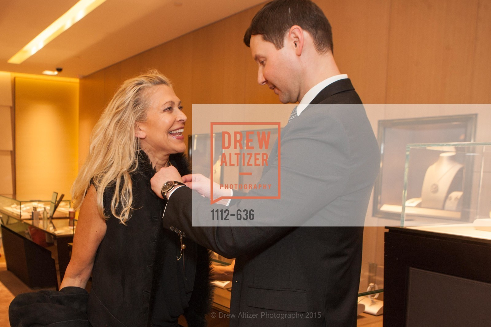 Suzanna Jackson, Ivan Bekichev, Bulgari San Francisco Presents WINE, WHISKEY & WATCHES, Bulgari San Francisco. 200 Stockton Street, December 8th, 2015,Drew Altizer, Drew Altizer Photography, full-service agency, private events, San Francisco photographer, photographer california