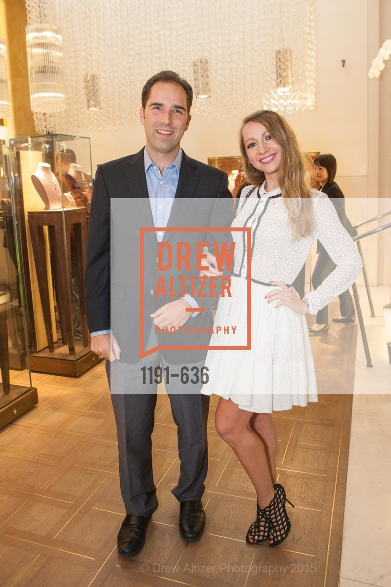 Paul Wagner, Svetlana Gilenko, Bulgari San Francisco Presents WINE, WHISKEY & WATCHES, Bulgari San Francisco. 200 Stockton Street, December 8th, 2015,Drew Altizer, Drew Altizer Photography, full-service agency, private events, San Francisco photographer, photographer california