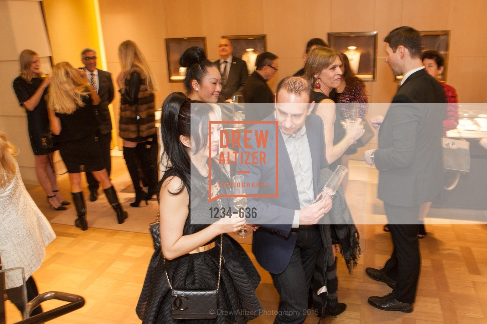 Atmosphere, Bulgari San Francisco Presents WINE, WHISKEY & WATCHES, Bulgari San Francisco. 200 Stockton Street, December 8th, 2015,Drew Altizer, Drew Altizer Photography, full-service event agency, private events, San Francisco photographer, photographer California