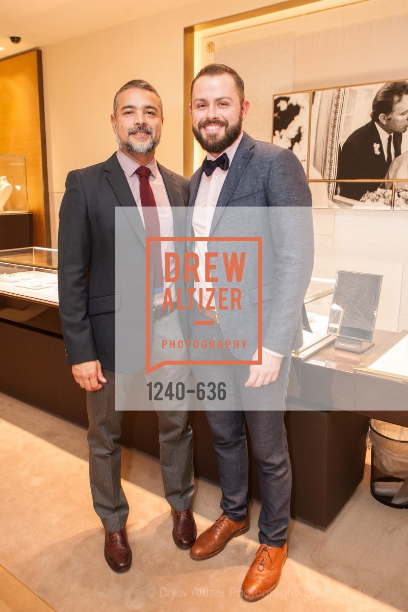 Gonzalo Del Castillo, CJ Bishop, Bulgari San Francisco Presents WINE, WHISKEY & WATCHES, Bulgari San Francisco. 200 Stockton Street, December 8th, 2015,Drew Altizer, Drew Altizer Photography, full-service agency, private events, San Francisco photographer, photographer california