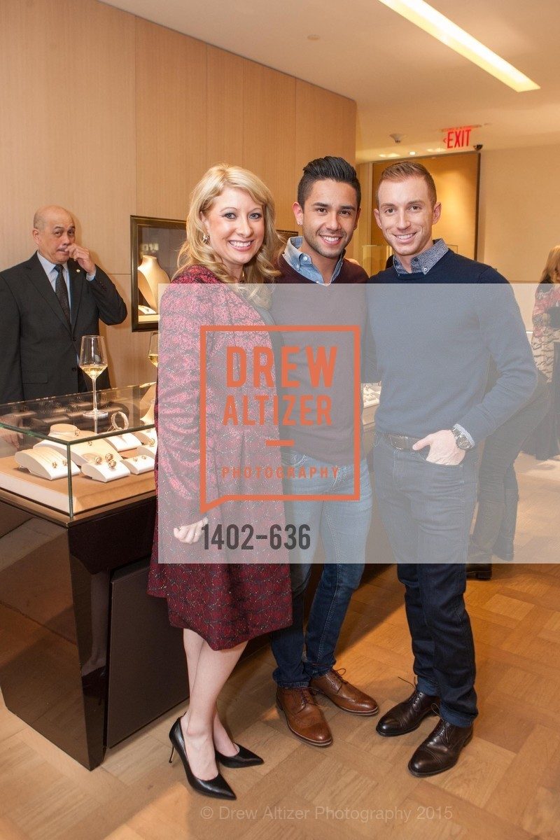 Jennifer Mancuso, Sergio Hurtado, Cameron Silva, Bulgari San Francisco Presents WINE, WHISKEY & WATCHES, Bulgari San Francisco. 200 Stockton Street, December 8th, 2015,Drew Altizer, Drew Altizer Photography, full-service agency, private events, San Francisco photographer, photographer california
