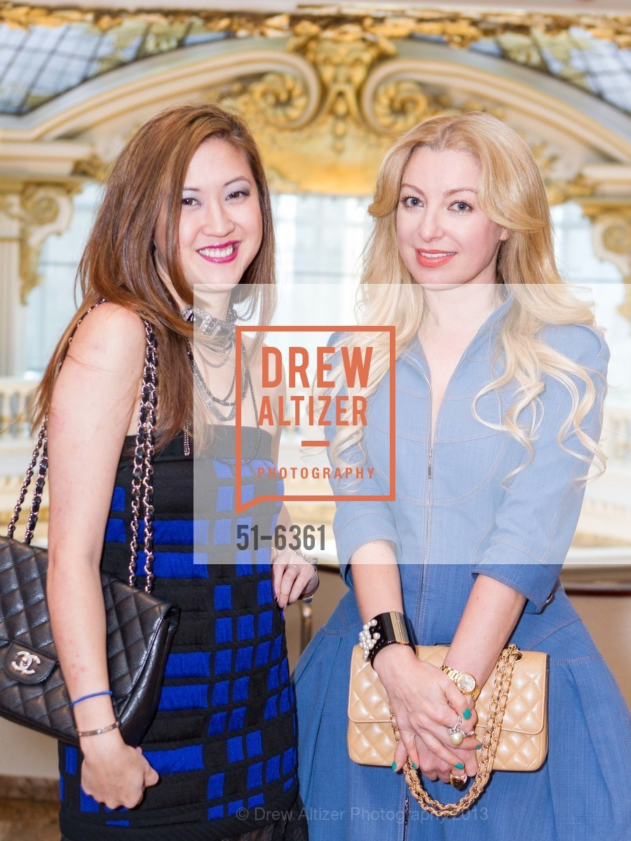 Jessica Hon, Sonya Molodetskaya, CUSP Launch Party at NEIMAN MARCUS, US, September 26th, 2013