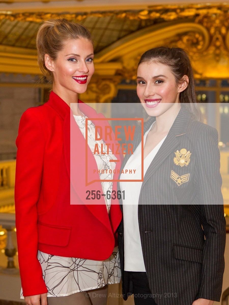 Emily Sause, Victoria Rodriguez, CUSP Launch Party at NEIMAN MARCUS, US, September 26th, 2013