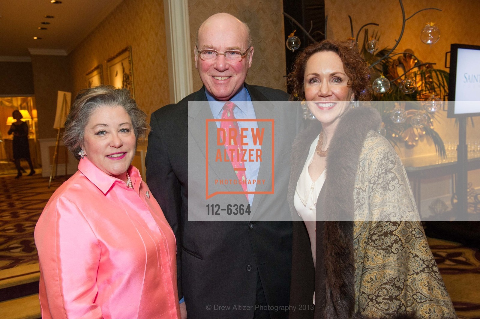 Susan Gearey, Steve van Pelt, Suzanne Muntzing, 25th Anniversary Holiday HOB NOB ON THE HILL, US, December 6th, 2013