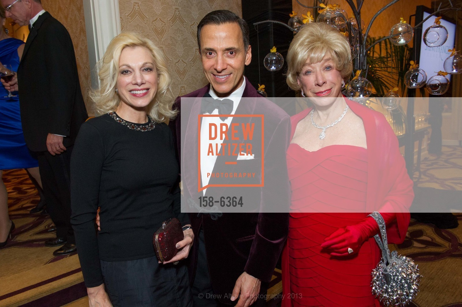 Cynthia Schreuder, Alan Malouf, Maria Pitcairn, 25th Anniversary Holiday HOB NOB ON THE HILL, US, December 6th, 2013