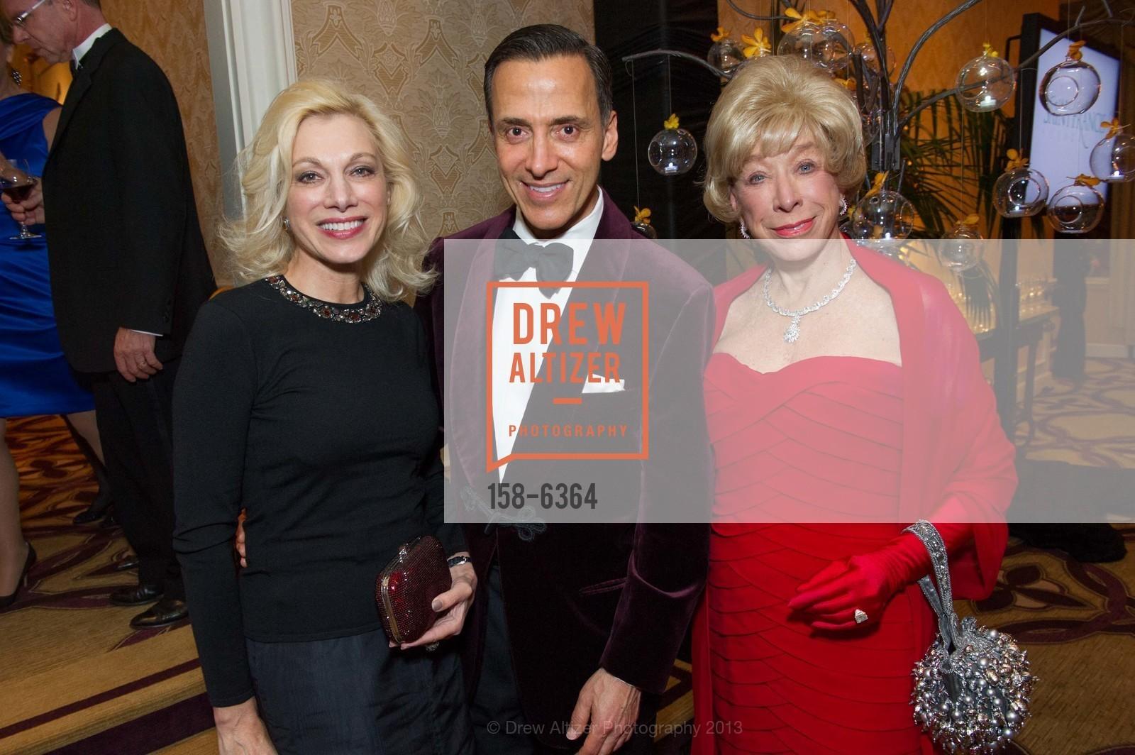Cynthia Schreuder, Alan Malouf, Maria Pitcairn, 25th Anniversary Holiday HOB NOB ON THE HILL, US, December 6th, 2013