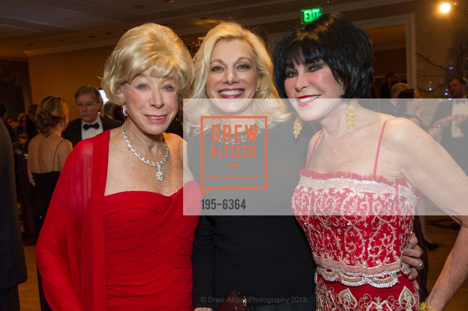 Maria Pitcairn, Cynthia Schreuder, Marilyn Cabak, 25th Anniversary Holiday HOB NOB ON THE HILL, US, December 6th, 2013,Drew Altizer, Drew Altizer Photography, full-service agency, private events, San Francisco photographer, photographer california