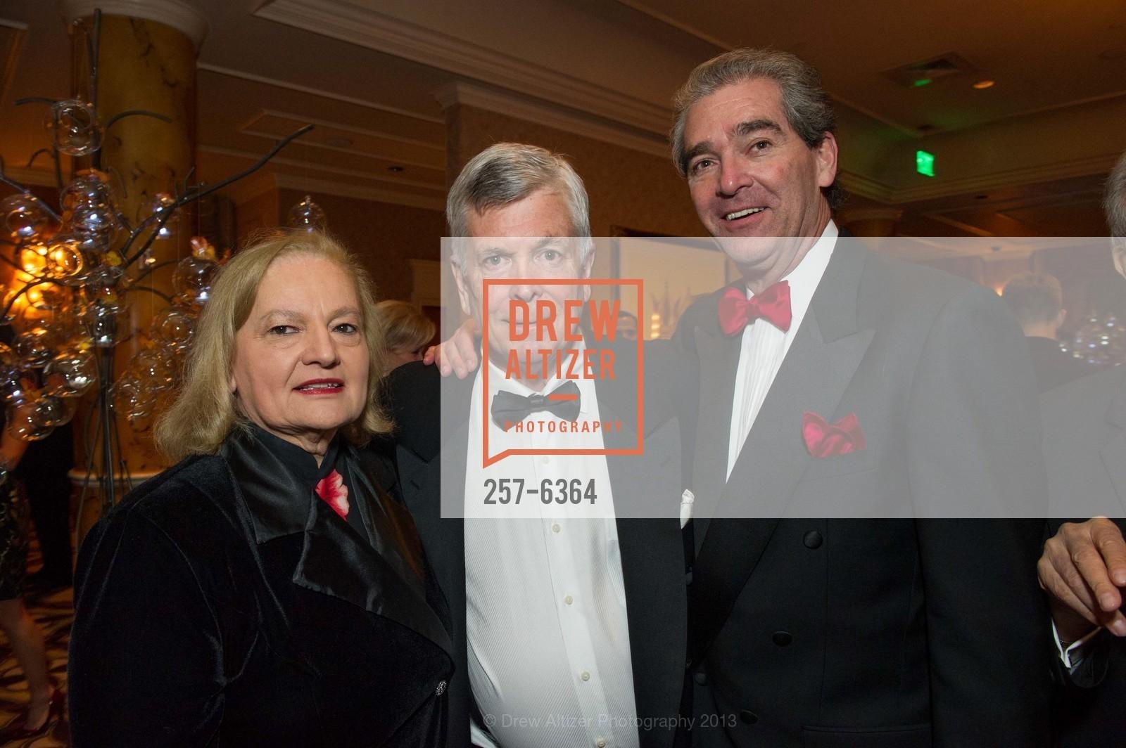 Paula Fillari, Tom Hennessy, Robert Eves, Photo #257-6364