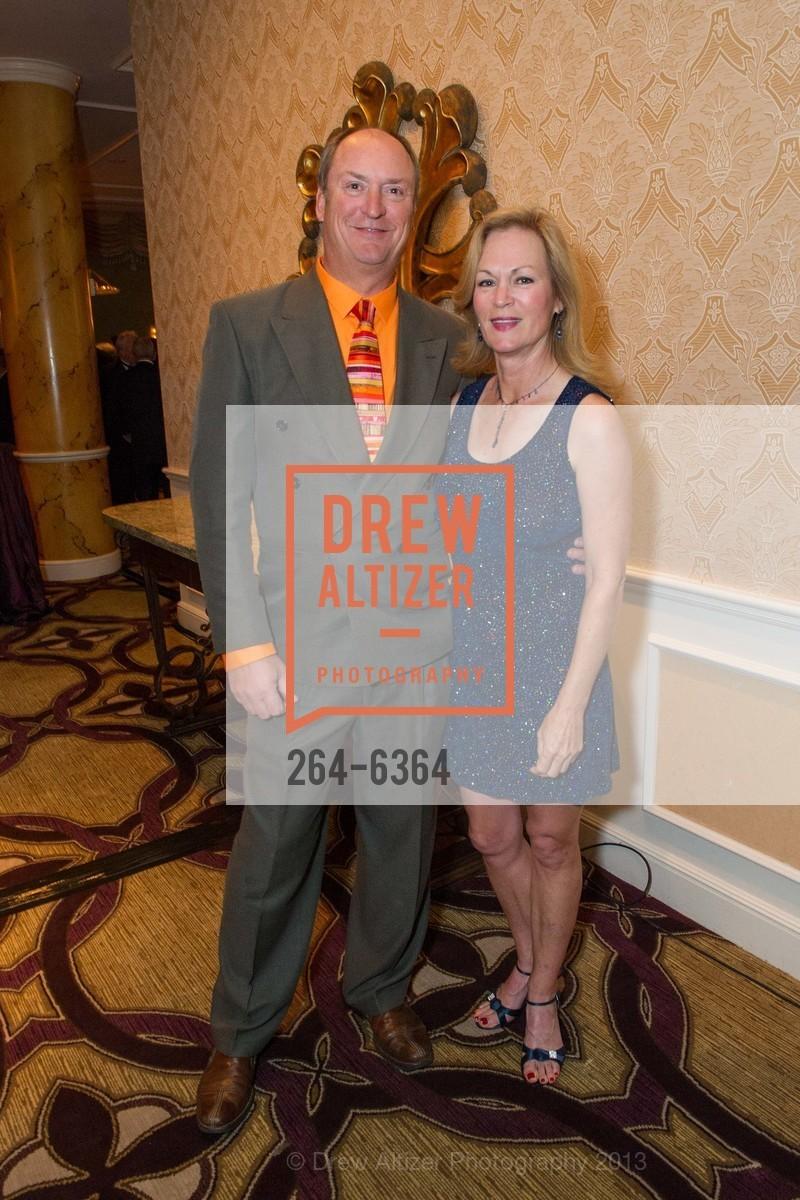 Mark Cunningham, Mary Folsom, 25th Anniversary Holiday HOB NOB ON THE HILL, US, December 6th, 2013
