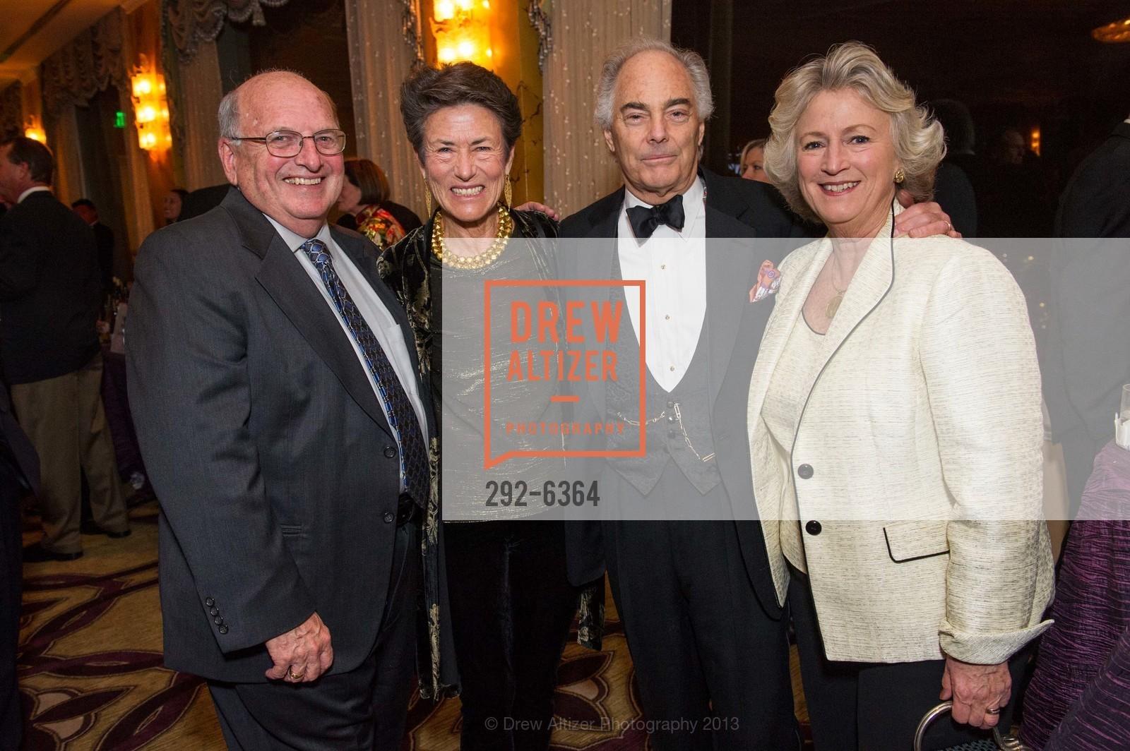 Dennis Fama, Maria Quinn, Martin Quinn, Cheryl Fama, 25th Anniversary Holiday HOB NOB ON THE HILL, US, December 6th, 2013
