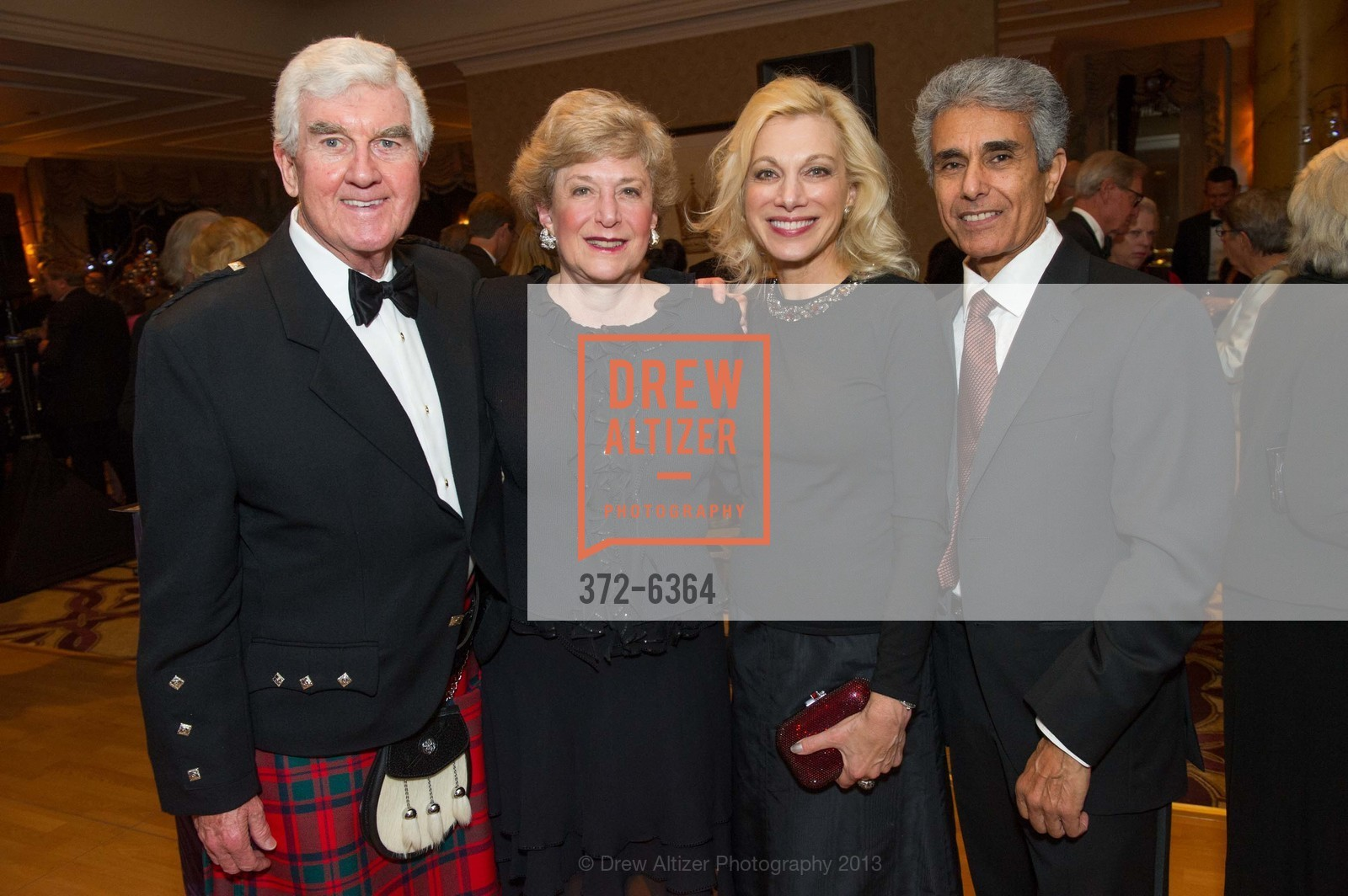 Robert MacIntosh, Betsy England, Cynthia Schreuder, Ovadia Kalev, Photo #372-6364