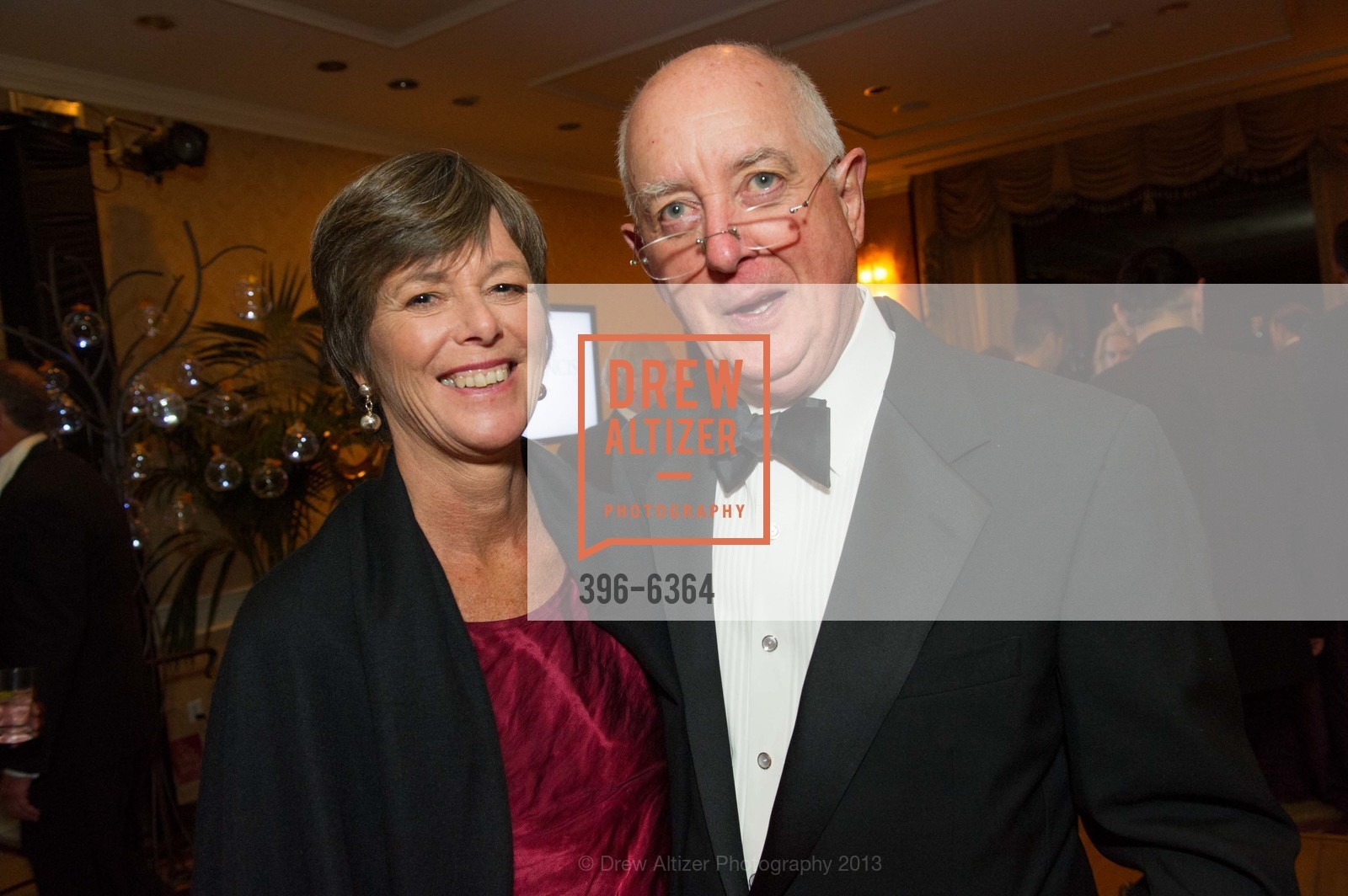 Sue Campbell, David Malone, 25th Anniversary Holiday HOB NOB ON THE HILL, US, December 6th, 2013,Drew Altizer, Drew Altizer Photography, full-service agency, private events, San Francisco photographer, photographer california