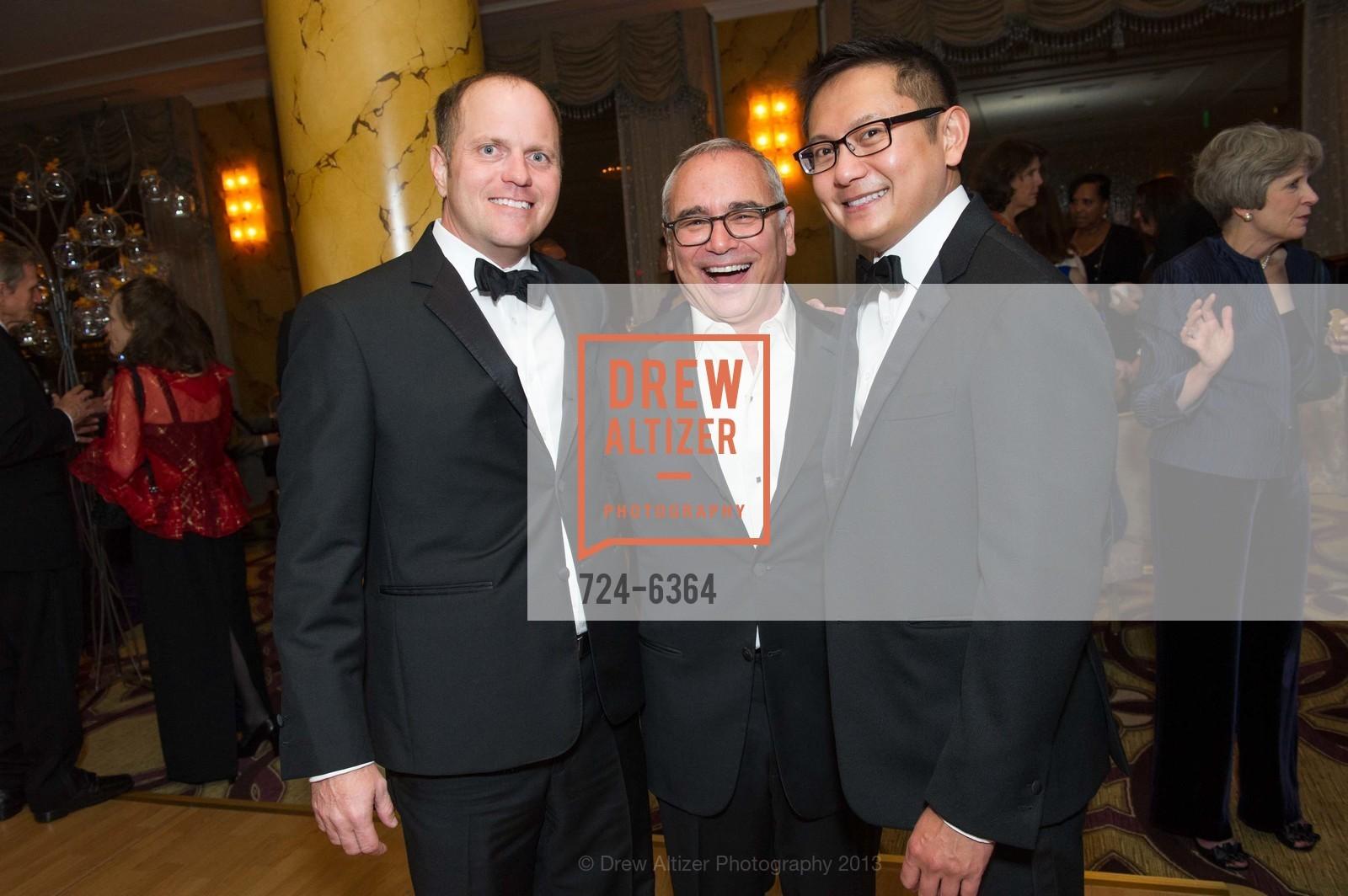 David Mathews, Robert Rand, David Duong, 25th Anniversary Holiday HOB NOB ON THE HILL, US, December 6th, 2013